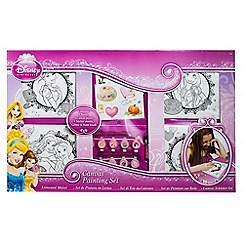 Disney Princess - Canvas painting set