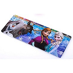 Disney Frozen - 50 piece colouring pencil tin