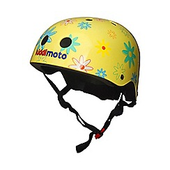 kiddimoto - Flower Helmet Small