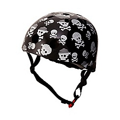 kiddimoto - Skullz Helmet Small