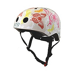 kiddimoto - Butterflies Helmet Medium