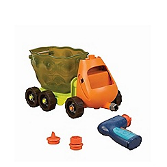 B. - Dump truck build-a-ma-jigs