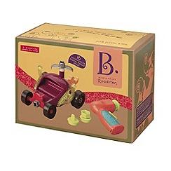 B. - Roadster Build-A-Ma-Jigs