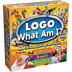 Drumond Park - Logo - what am i? game