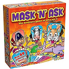 Drumond Park - Mask 'n' ask game