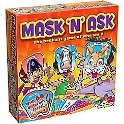 Drumond Park - Mask 'n' ask game