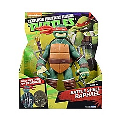 Teenage Mutant Ninja Turtles - Battle Shell Raphael Figure