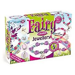 Interplay - Craft Box Fairy charm jewellery kit