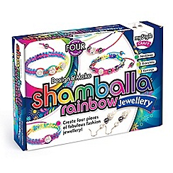 Interplay - myStyle Shamballa rainbow jewellery kit