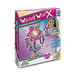 Wood Worx - Jewellery stand kit