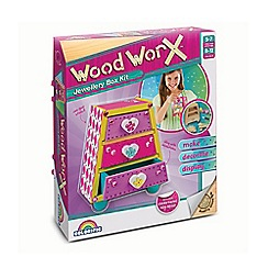 Wood Worx - Jewellery box kit