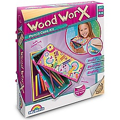 Wood Worx - Pencil case kit