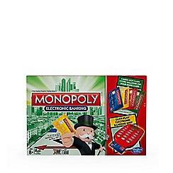 Hasbro Gaming - Monopoly electronic banking game