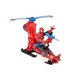 Spider-man - Titan Hero Series Spider-Man Figure with Web Copter