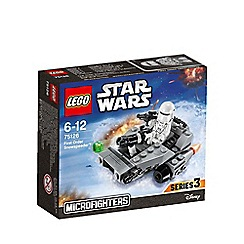LEGO - First Order Snowspeeder - 75126