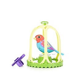 Silverlit - DigiBird with Whistle Ring and Birdcage Flora