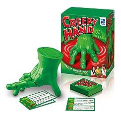 Megableu - Creepy hand game
