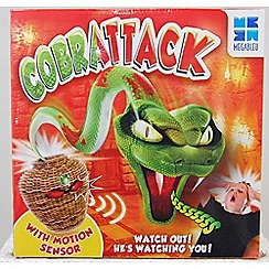 Megableu - Cobra attack game