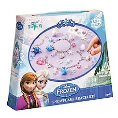 Disney Frozen - Snowflake bracelet creativity set