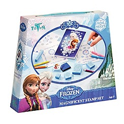Disney Frozen - Magnificent stamp creativity set