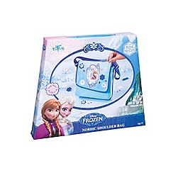 Disney Frozen - Nordic shoulder bag creativity set