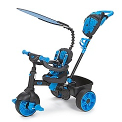 Little Tikes - 4-in-1 Trike Deluxe Edition (Neon Blue)