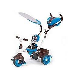 Little Tikes - 4-in-1 Trike Sports Edition (blue)