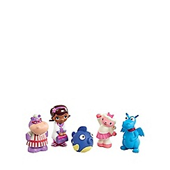 Doc McStuffins - Bath Squirters in Vinyl Bag