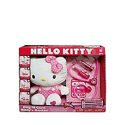Hello Kitty - Doctor set with plush toy