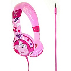 Peppa Pig - Princess headphones
