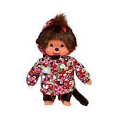 Monchhichi - Parka Girl 20cm doll