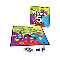 The Green Board Game Co - Name 5