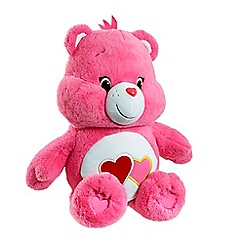 Care Bears - Large Plush Love-a-lot Bear