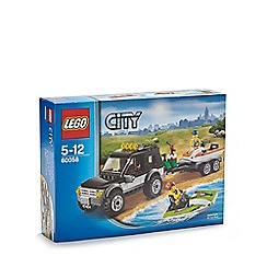 LEGO - Lego City watercraft set