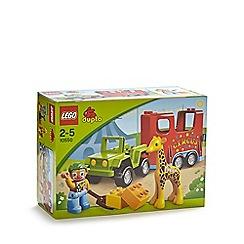 LEGO - Duplo circus transport set