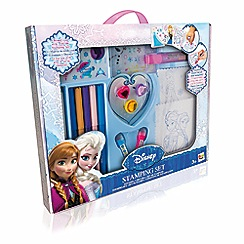 Disney Frozen - Stamping set