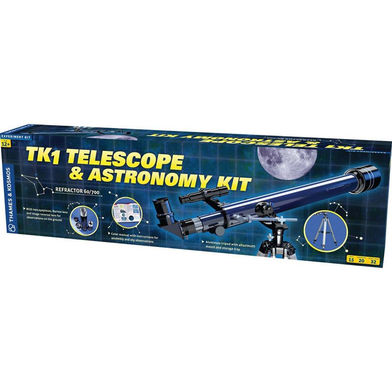 Thames and Kosmos TK1 telescope