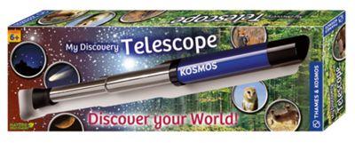 Thames & Kosmos My discovery telescope - . -