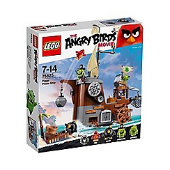 LEGO - Piggy Pirate Ship - 75825