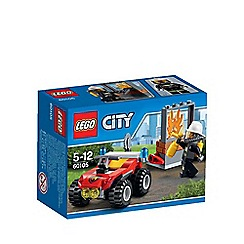 LEGO - LEGO City Fire ATV - 60105