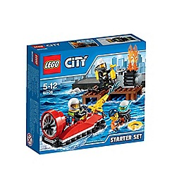 LEGO - City Fire Starter Set - 60106