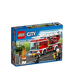 LEGO - Fire Ladder Truck - 60107