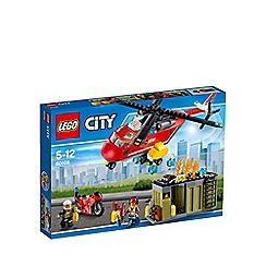 LEGO - City Fire Response Unit - 60108