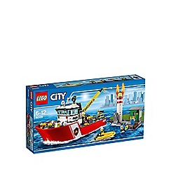 LEGO - City Fire Boat - 60109