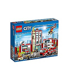 LEGO - Fire Station - 60110