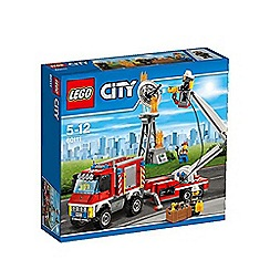 LEGO - City Fire Utility Truck - 60111