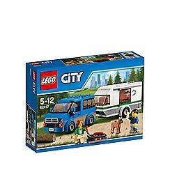 LEGO - Van & Caravan - 60117