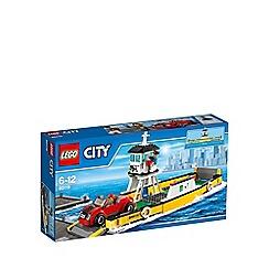 LEGO - Ferry - 60119