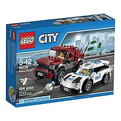 LEGO - Police Pursuit - 60128
