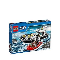 LEGO - Police Patrol Boat - 60129